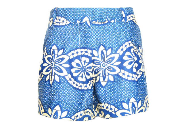 fair + true, printed shorts, fair vanity fair trade, fashion blog, rachel mlinarchik