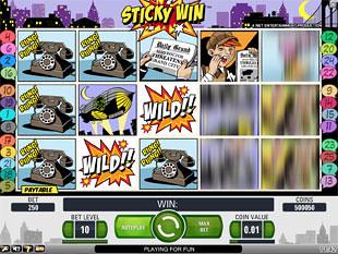 Jack Hammer bonus game