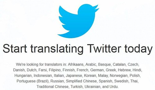 Twitter Translation