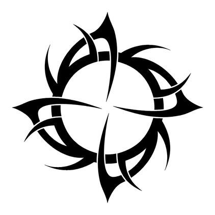 150 Tribal Tattoos Designs For Girls 2019 Designatattoo