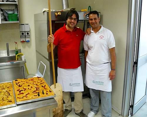 Filippo Drago e Ottavio Guccione - ph Ottavio Guccione