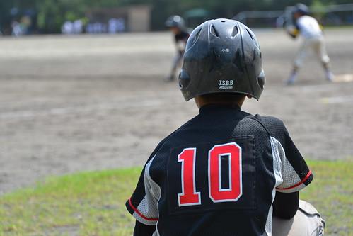 2012夏日大作戰 - 桜島 - 野球試合 (3)