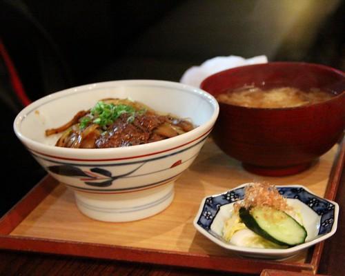 wagyu beef @ suju japanese restaurant