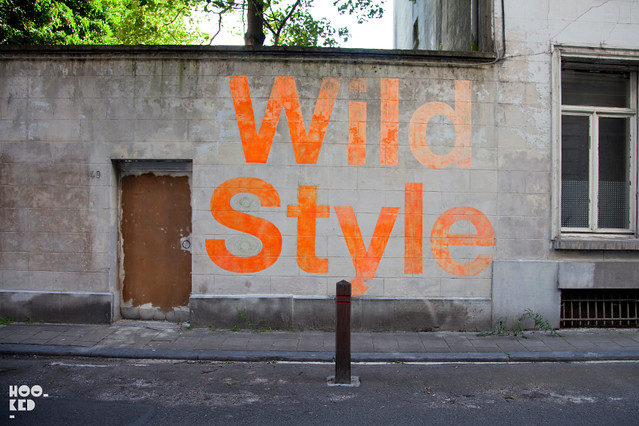 Wild Style in Brussels