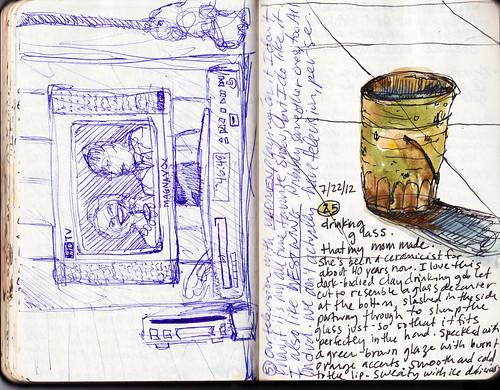 Sketchbook: Drawing Challenges