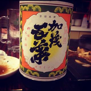 Tsuyama sake