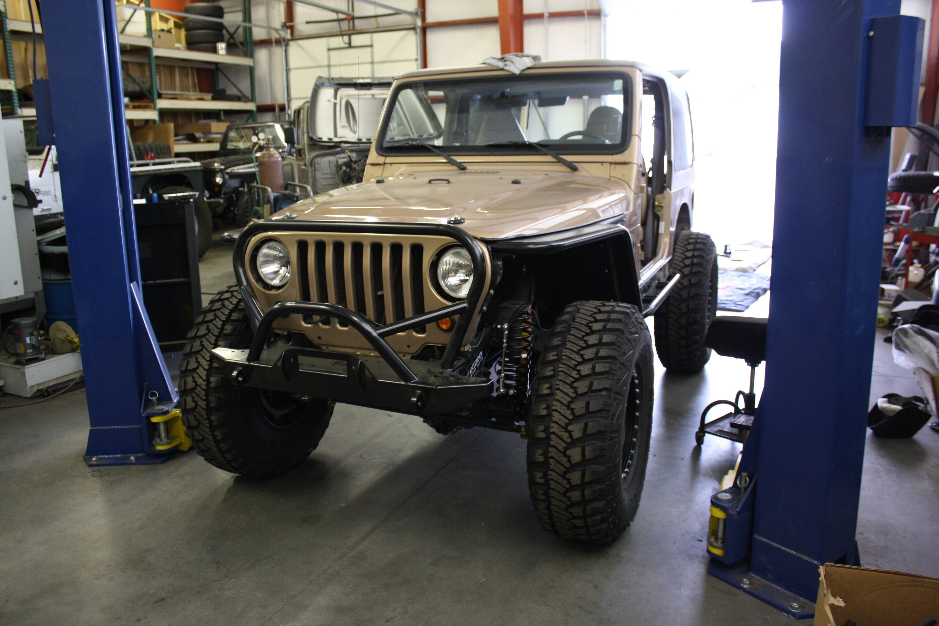 Project Stout A Rokmen LCG Build Jeep Wrangler Forum