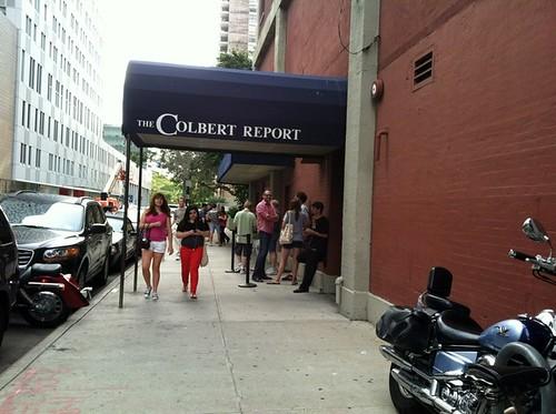Colbert Report 2012