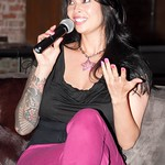 Cocktails with Tera Patrick and Kris Anderson 010