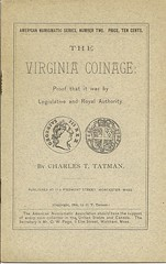 Tatman Virginia Coinage