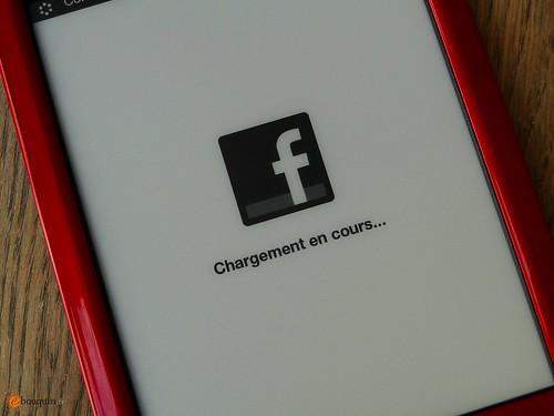Facebook : Chargement en cours...