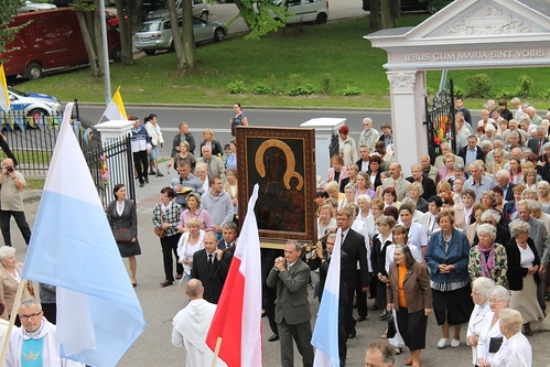 Feast of the Assumption, Elbląg by xpisto1