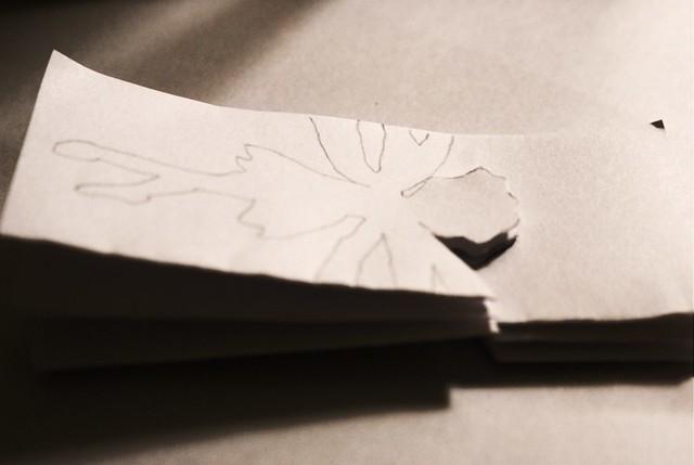 fairy paper chain 1
