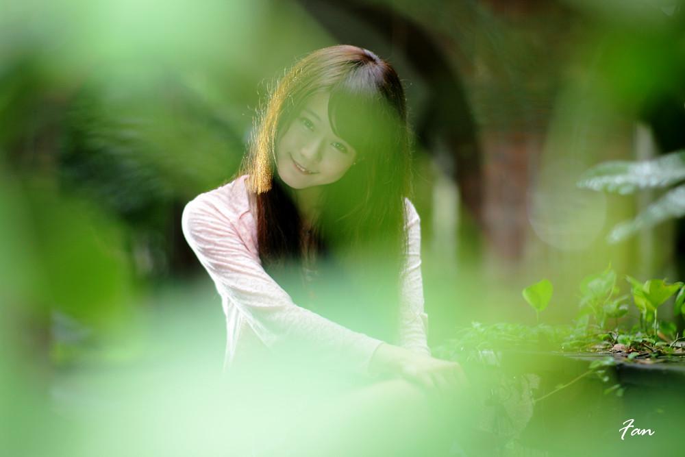 超萌系美少女 漁瑄 西門町街拍11月9日早場