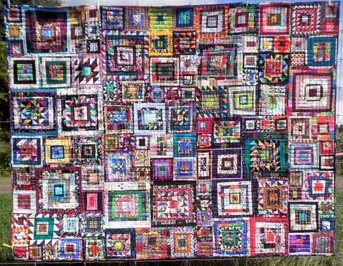Orphan Block Scrappy Squares