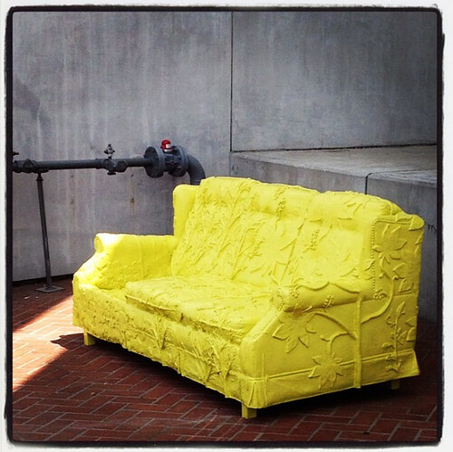 Liz Craft's 'Weed Couch'