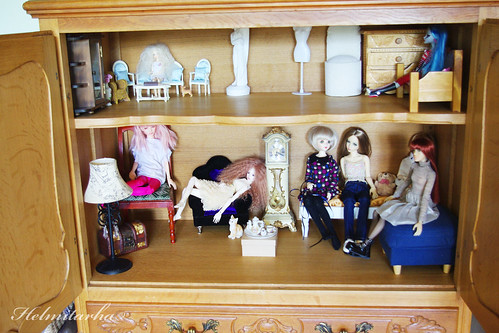 My Doll Cabinet