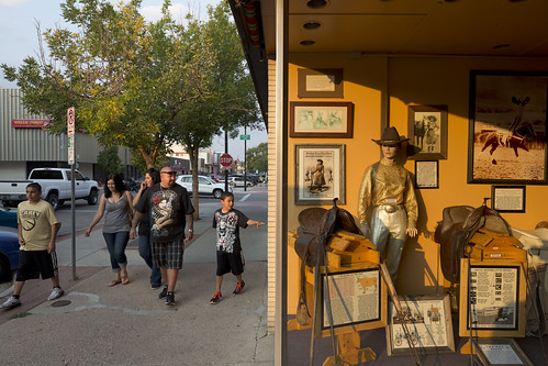 Family, Cowgirls of the West Museum