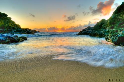 beach hawaii nikon oahu f28 hdr d300 1755mm photomatix fromheretoeternity 3exp jfooj