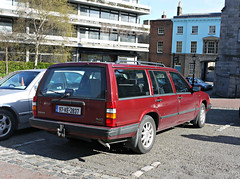 automobile, volvo 700 series, vehicle, full-size car, compact car, volvo cars, land vehicle, luxury vehicle,