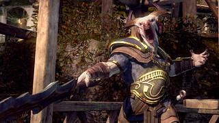 God of War : Ascension - Ennemi 1