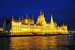 Hungary-2605 - Hungarian Parliament Building