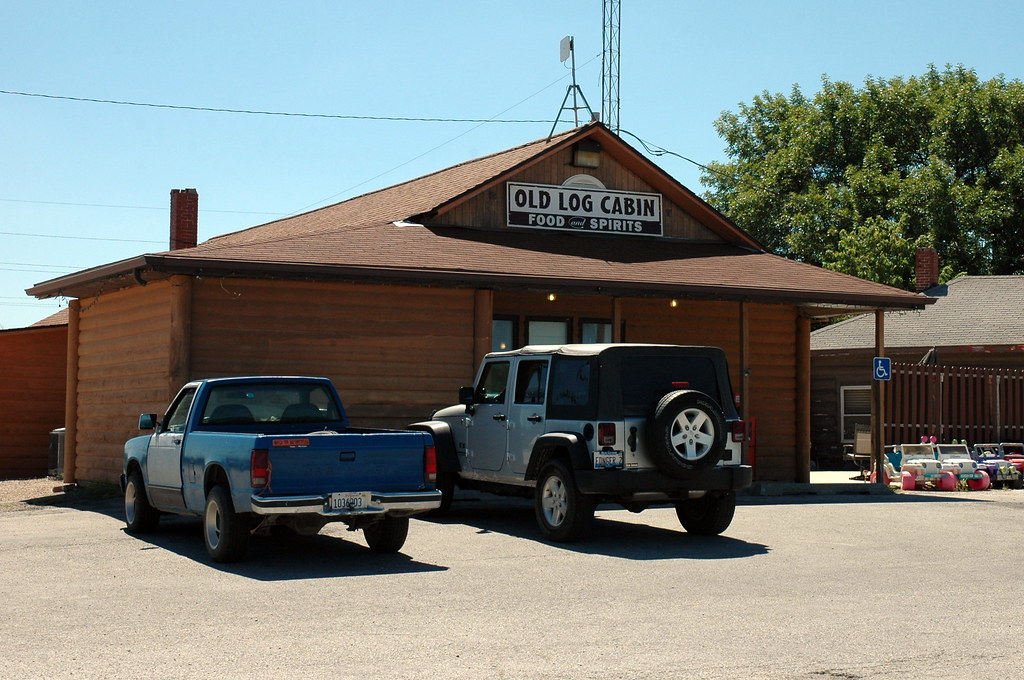 Old Log Cabin, Pontiac, IL