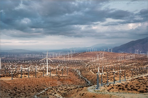 landscape energy desert wind palmsprings windmills southerncalifornia windfarm