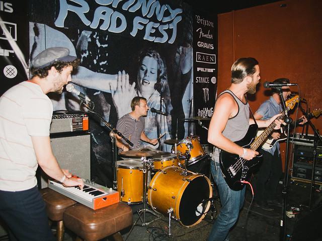 The Half Rats @ Johnny Rad Fest