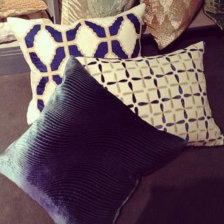 Kevin o'brien pillows.. My fave
