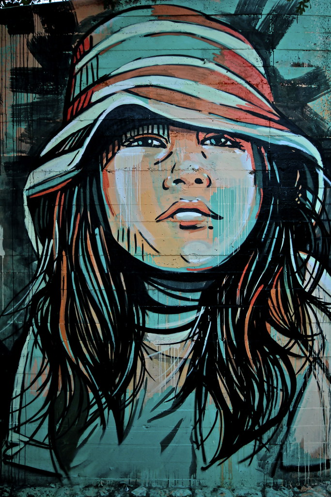 Alice Pasquini - Barile (Italy) -  Photo - Gloria Viggiani
