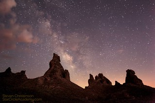 Baying at the Milky Way [C_061214]