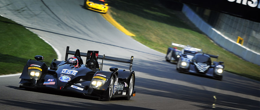 KENNOL poles and wins again in ALMS