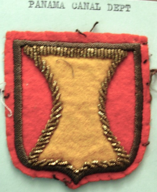 RARE WW2 4TH COAST ARTILLERY PANAMA PATCH | ww2patches | Flickr