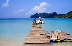 Uncharted Islands of the Myeik Archipelago