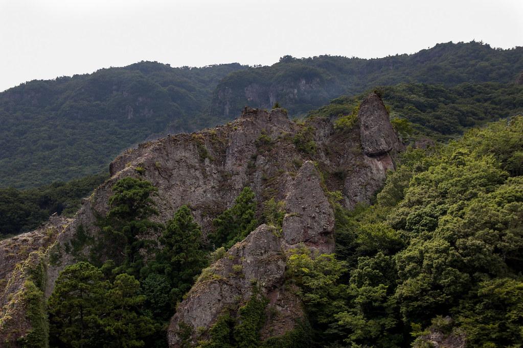 Kankakei Hill at Shodoshima