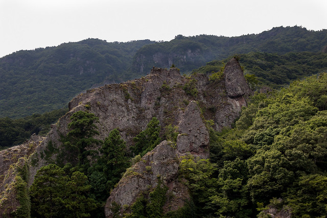 Kankakei Hill at Shodoshima