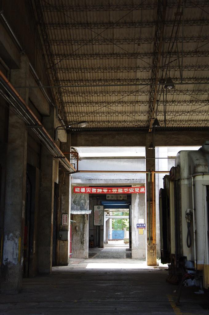 台北機廠 - 偶遇