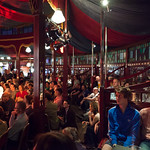 Unbound: Nile Rodgers | Nile Rodgers played to a full house in the Spiegeltent for his Unbound session