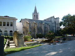 Avignon: my escape from the Olympics 2012
