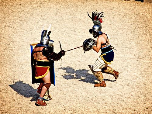 Gladiators, Tarraco Viva, Tarragona