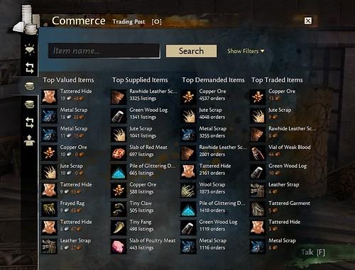 Guild Wars 2 Trading Post Starter Guide