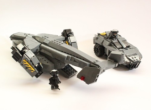 DARKWATER Vulture and ARV