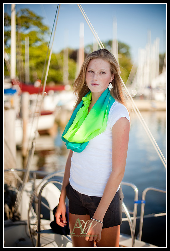 Rochester Senior Portrait Photographer