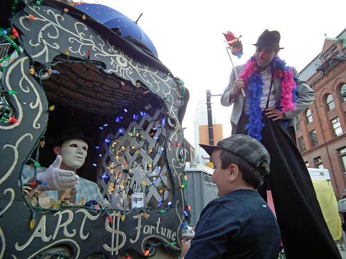 Toronto Buskerfest 2012