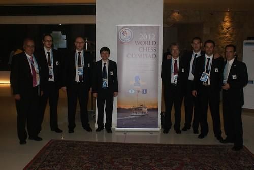 La delegació andorrana