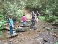 Jason and Shey at Bear Creek