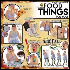 -RC- Cluster Arcade September 2016 - Food Things!
