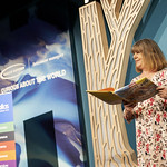 Julia Donaldson | Festival favourite Julia Donaldson back with more singing, dancing and rhyming fun © Helen Jones
