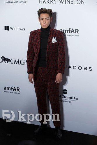 TOP amfAR Hong Kong by KPopcn 2015-03-14 016